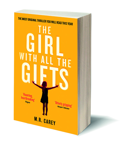 The Girl with all the Gifts book
